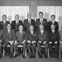 1962-63 - Board of the Lions Eye Foundation (a guess).