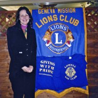 3/19/05 - Ladies Luncheon honoring our late Lions, Italian American Social Club - Jeanette Pavini, our guest speaker.