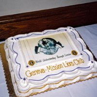 7/30/05 - United Irish Cultural Center - 55th Installation of Officers - Dessert for the event.