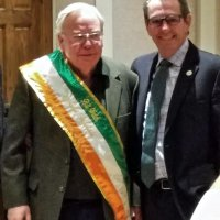 "2/21/18 - Facebook - ""Congratulations to Bill Welch, and his entire family, for being honored as Grand Marshal for the upcoming St. Patrick's Day Parade."""