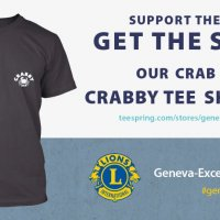 2/24/18 - 33rd Annual Crab Feed - Crab Feed Social Media Tee Shirt Ad