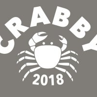 2/24/18 - 33rd Annual Crab Feed - Crabby Shirt Logo