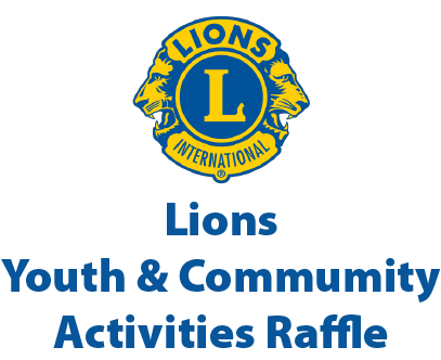 Lions Youth & Community Activities Raffle